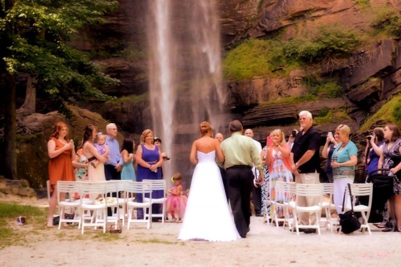 Toccoa Falls Ga >> Toccoa Falls | Toccoa Falls Weddings | Waterfall Weddings ...