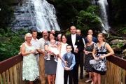 Anna Ruby Falls - Waterfall Weddings_078