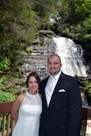 Anna Ruby Falls - Waterfall Weddings_079
