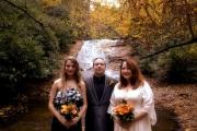 Helton Creek Falls - Waterfall Weddings_041