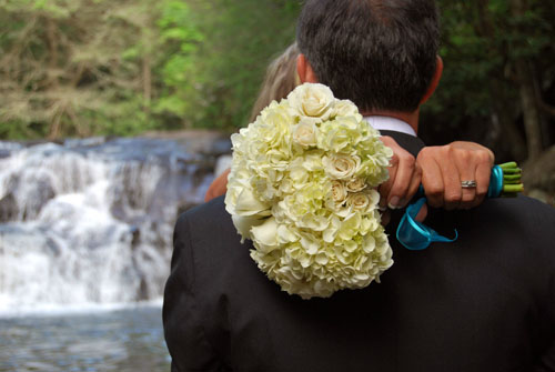 Waterfall Wedding Experts Home