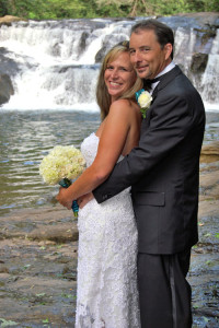 Waterfall Weddings Locations- Dicks Creek