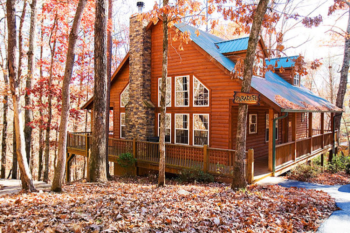mountain rentals luxury rental ga with ridge cabin sunset georgia cabins pin in three blue bedroom views
