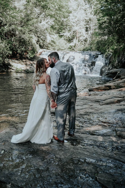 All inclusive elopement packages in Georgia